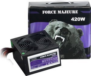 Tronje Force Majeure 420W ATX 2.03