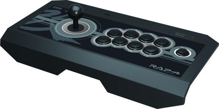 Hori Real Arcade Pro 4 Kai Arcade Stick schwarz (PC/PS4/PS3) (PS4-015U)