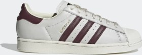 adidas Superstar off white/maroon (H68187)