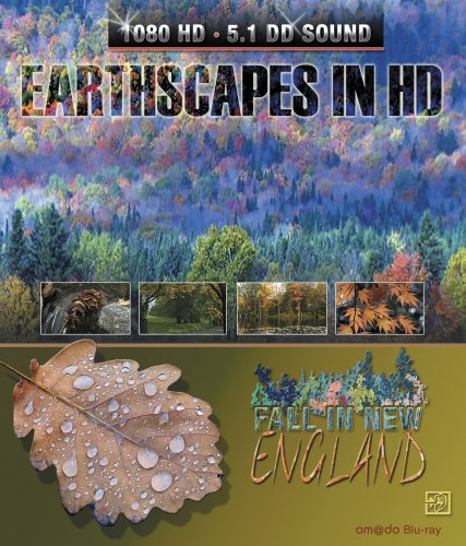 Earthscapes: Fall in New England (Blu-ray) (UK) -- via Amazon Partnerprogramm