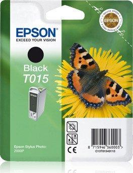 Epson Tinte T015 schwarz (C13T015401)