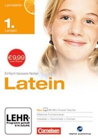 Digital Publishing Lernvitamin Latein, 1. Lernjahr (deutsch) (PC)