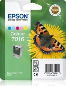 Epson ink T016 tricolour (C13T01640110)