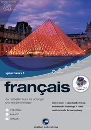 Digital Publishing: Interaktive Sprachreise V8: français Teil 1 (PC)