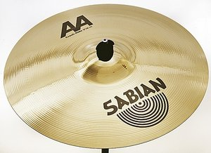 "Sabian AA Medium-Thin crash Ride 18"" (SA21811B)"