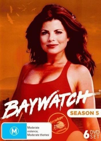 Baywatch Season 5 (UK) -- via Amazon Partnerprogramm