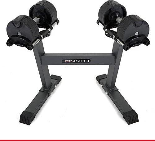 2947fb89ddf13 Finnlo Smart Lock Hantel Set inkl. Ständer 2x 32kg ab € 699