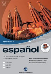 Digital Publishing: Interaktive Sprachreise V8: Spanisch Teil 1 (PC)
