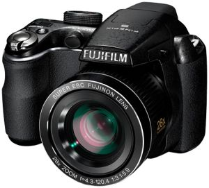 Fujifilm FinePix S3400 black