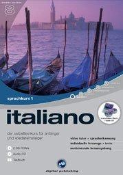 digital Publishing interactive language tour V8: Italian Part 1 (PC)