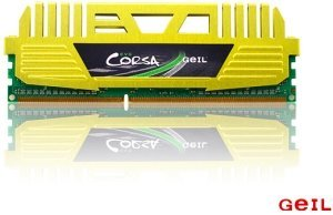 GeIL EVO Corsa DIMM kit 8GB, DDR3-2133, CL10 (GOC38GB2133C10ADC)
