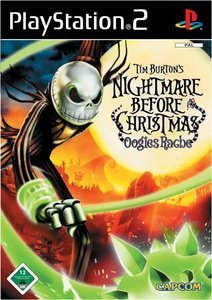 Nightmare Before Christmas (deutsch) (PS2)