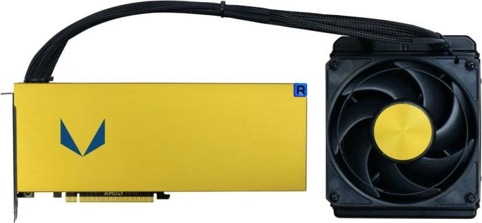 AMD Radeon Vega Frontier Edition liquid, 16GB HBM2, HDMI, 3x DP (100-506062)