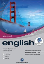 Digital Publishing: Interaktive Sprachreise V8: Englisch Teil 2 (PC)