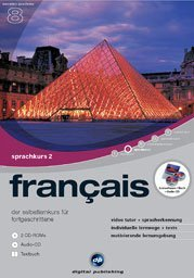 Digital Publishing: Interaktive Sprachreise V8: français Teil 2 (PC)