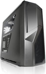 NZXT phantom 410 gunmetal with side panel window (CA-PH410-G1)