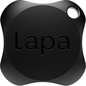 P.L.A. Lapa 2 Bluetooth Tracker schwarz -- via Amazon Partnerprogramm
