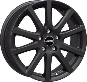 Autec Typ S Skandic 6.5x16 4/108 ET37.5 schwarz