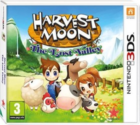 Harvest Moon: Das verlorene Tal (3DS)