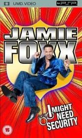 Jamie Foxx - I Might Need Security (UMD movie) (PSP)
