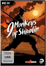 9 Monkeys of Shaolin (PC)