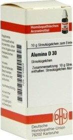 DHU Alumina Globuli D30, 10g