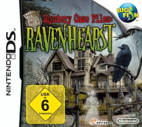Mystery Case Files - Ravenhearst (DS)