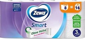 Zewa Smart 3-lagig Toilettenpapier weiß, 8 Rollen