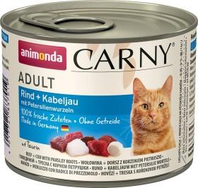 animonda Carny Rind und Kabeljau 4.8kg (24x200g)