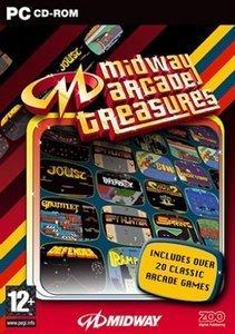 Midway Arcade Treasures (deutsch) (PC)