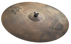 "Sabian AA Medium-Thin Raw Ride 20"" (SA22079N)"