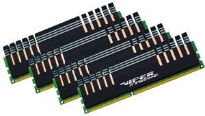 Patriot Viper Xtreme Division 4 DIMM kit 8GB PC3-14900U CL9-11-9-27 (DDR3-1866) (PXQ38G1866ELQK)