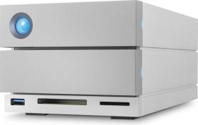 LaCie 2big Dock Thunderbolt 3 8TB, USB-C 3.0/Thunderbolt 3 (STGB8000400)