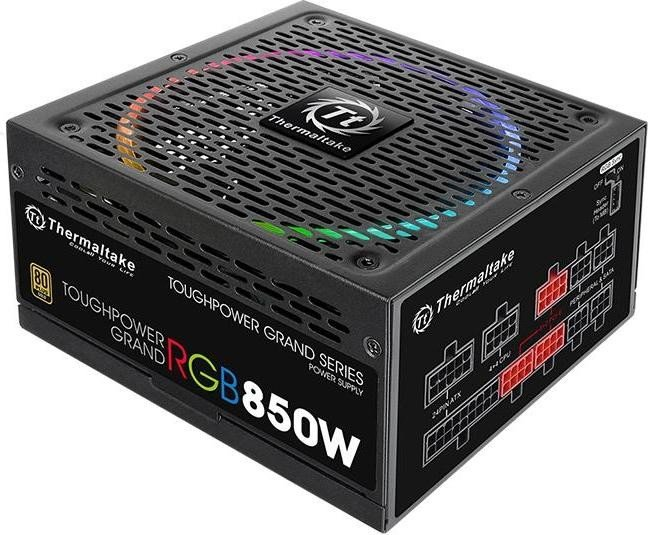 Thermaltake ToughPower Grand RGB Gold Sync Edition 850W ATX 2.4 (PS-TPG-0850FPCGEU-S)