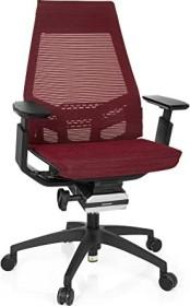 HJH Office Genidia Smart Black Bürostuhl, rot (652880)