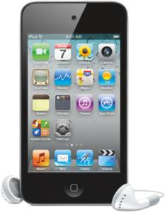 Apple iPod touch 8GB czarny (4G) (MC540*/A) [Late 2010]