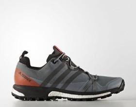 adidas Terrex Agravic vista grey/core black/energy (Herren) (BB0962)