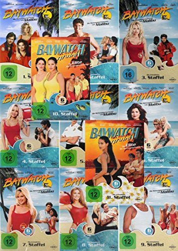 Baywatch Box (Season 1-11) (UK) -- via Amazon Partnerprogramm