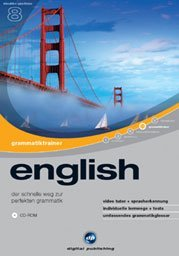 digital Publishing interactive language tour V8: Grammar Trainer English (PC)