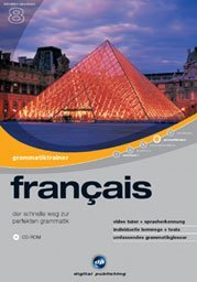 digital Publishing: interactive language tour V8: Grammar Trainer français (PC)