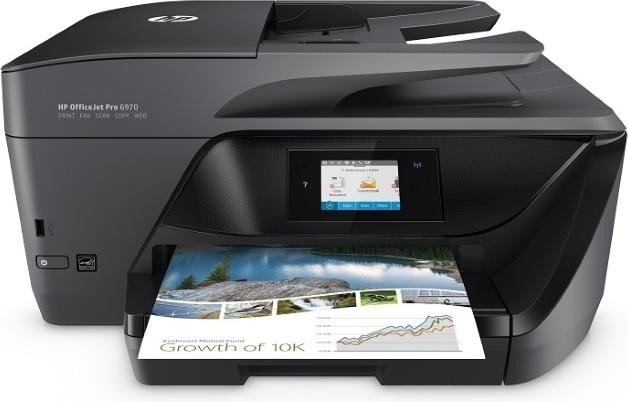 HP OfficeJet Pro 6960 All-in-One, Tinte (J7K33A)