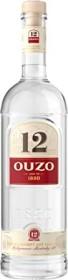 12 Ouzo 1l