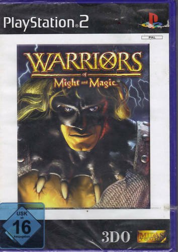 Warriors of Might and Magic (German) (PS2) -- via Amazon Partnerprogramm