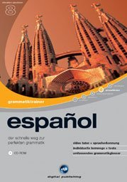digital Publishing: interactive language tour V8: Grammar Trainer Spanish (PC)