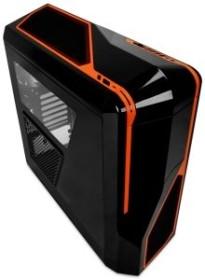 NZXT Phantom 410 schwarz/orange, Acrylfenster (CA-PH410-B3)