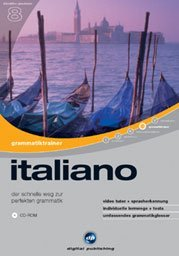 digital Publishing: interactive language tour V8: Grammar Trainer Italian (PC)