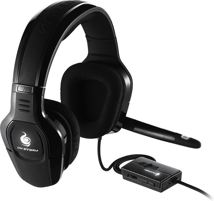 Cooler Master CM Storm Sirus-C Gaming headset (SGH-4650-KC3D1)