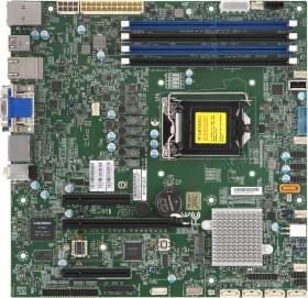 Supermicro X11SCZ-F retail (MBD-X11SCZ-F-O)