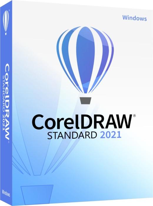 Corel CorelDraw Standard 2021, ESD (deutsch) (PC) (ESDCDS2021EMEA) -- von eBay.de
