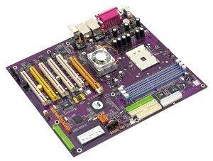 Elitegroup ECS-KV1 Deluxe, K8T800 (PC-3200 DDR)